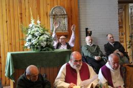 ceremonia de unción
