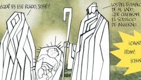 comic de LA RAZÓN)